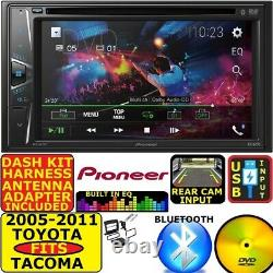 05-11 For Tacoma Pioneer Touchscreen Bluetooth Dvd/aux Usb Car Radio Stereo Pkg