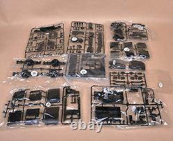 1/14 3 Speed Transmion TRAILE Hauler Assembly Kit for Tractor Truck RC Model Car