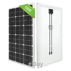 200W Complete kit 2100W 12V Solar Panel & 20A Controller for Car Caravan RV