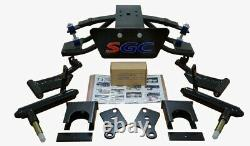 6 SGC Double A-Arm Lift Kit For Club Car DS 1982-2003