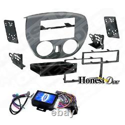 99-7010 Car Stereo Single & Double-Din Radio Install Dash Kit for Eclipse with Amp