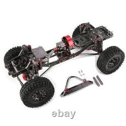 Aluminum Alloy RC Rock Crawler Chassis Frame Kit for 110 Axial SCX10 4WD Car