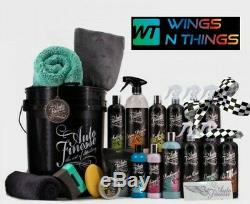 Auto Finesse Detailing Kit Accessory Car Care XMAS GIFT FOR HIM HER TEEN KT4