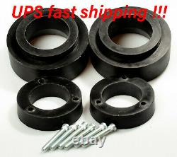 Car Lift Kit Complete leveling spacers 50mm for Nissan Pathfinder R51 2005-2014