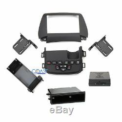 Car Radio Single Double Din Dash Kit Harness Antenna for 2011-Up Dodge Journey