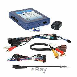 Car Radio Stereo 2 Din Dash Kit Bose Wire Harness for 2007-14 Cadillac Escalade