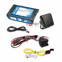 Car Radio Stereo Dash Kit Steering Amplified Harness for 2006-2013 BMW 3 Series