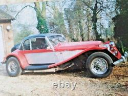 Classic beautiful Marlin kit car for sale always garaged, owned for 30 years