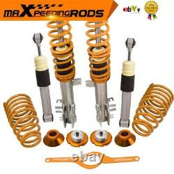 Coilovers for Fiat 500 Abarth Panda Ford KA Adjustable Height Suspension Kit