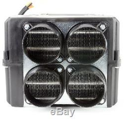 Compact Car Heater Replacement for Kit Car, Rally Car or Track Car