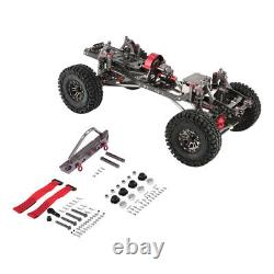 Durable RC Rock Crawler Chassis Frame Kit fits for 1/10 Axial SCX10 4WD Car