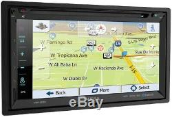 FOR TOYOTA & SCION GPS NAVIGATION Dvd/Cd Bluetooth Car Radio Stereo Double Din