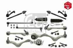 Febi 46285 Control Arm Kit with ZF Steering For BMW 31 12 6 770 849 S2