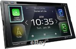 For 00-15 Toyota & Scion Jvc Navigation Apple Carplay Android Auto Car Stereo