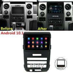 For 2009-12 Ford F-150 Android 10.1 Car Stereo Radio GPS Player Kit Wifi 2+32GB