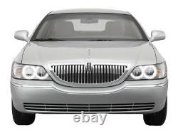 For Lincoln Town Car 05-11 White LED Halo kit for Headlights