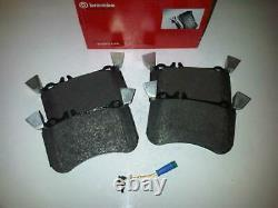 For Mercedes A45 Amg + Cla 45 Gla45 Amg Front Brembo High Performance Brake Pads