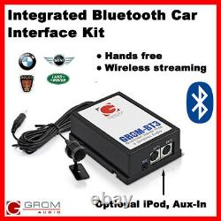 GROM Audio BT3 Bluetooth adapter Car Kit for ROVER 75 MG ZT LANDROVER DISCOVERY