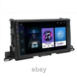 HD Android 9.1 Car Stereo Radio MP5 Player Kit GPS for Toyota Highlander 2015-19