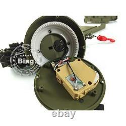 HG 1/12 Lifting Arm Crane for RC 88 P802 Military Truck Car Work with YK003