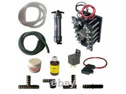 HHO Kit for cars-UP TO 30% FUEL SAVE (cars 4500cc up to 8500cc) Hydrobullet-F26