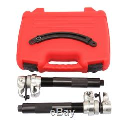 Heavy Duty Coil Compressor Spring Clamps Jaws Holder For Car Garage Tool Kit
