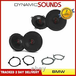JBL Car Front And Rear Door Speakers Upgrade Kit for BMW 3 Series E46 1998-2005