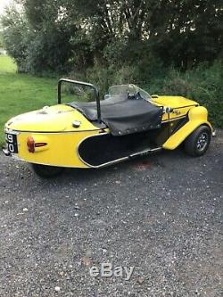 Kit car trike three wheeler Mini Cooper s 1962 REDUCED FOR QUICK SALE