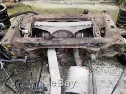 Mazda MX5 S-VT Sport Mk2.5 (NB)'04 ROLLING ASSEMBLY Ideal Donor for Kit Car