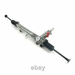 Mustang II IFS Kit with Power Steering Rack for 49-62 Ford Car Front Suspension