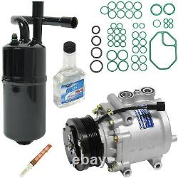 New A/C Compressor and Component Kit for Grand Marquis Crown Victoria Town Car M