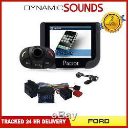 Parrot MKi9200 Bluetooth Handsfree Car Kit + SOT Lead for Ford Transit, Connect