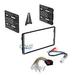 Pioneer Car Radio Stereo 2 Din Dash Kit Harness for 98-UP Ford Lincoln Mercury