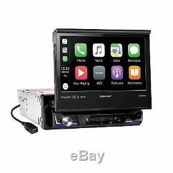Pioneer Flip Out DVD Car Stereo Dash Kit JBL Harness for 2004-08 Toyota Solara