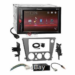 Pioneer USB Camera Input Stereo Dash Kit Harness for 05+ Subaru Legacy Outback