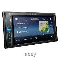 Pioneer iPhone USB Bluetooth Car Stereo Upgrade Kit for Ford Transit Custom 12