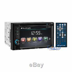 Planet Audio Bluetooth Car Stereo Dash Kit Harness for 2002-05 Dodge Ram Truck