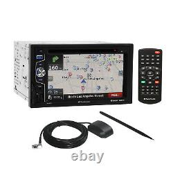Planet Audio Car Bluetooth Stereo Dash Kit SWC Interface for 2009-14 Ford F-150