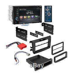 Planet Audio Car Radio Stereo Dash Kit Wiring Harness for 2007-2009 Mazda CX-7