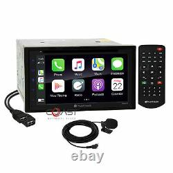 Planet Audio DVD Android Carplay Stereo Dash Kit Harness for 1988-94 Chevy GMC