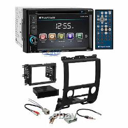 Planet Audio DVD Bluetooth Stereo Dash Kit Harness for 2008+ Ford Mercury Mazda