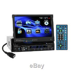 Planet Audio Flip Out DVD Stereo Dash Kit Harness for 75-Up Chrysler Dodge Jeep