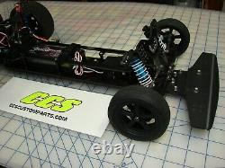 RC Drag Car Chassis Conversion Kit for Associated DR10 by CCS standard front tip