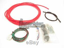 Snow Stage 2 Boost Cooler Water-Methanol Injection Kit for Forced Induction Cars
