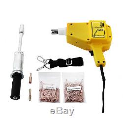 Stud Welder Dent Puller Kit For Car Repair Gun Nails Electric Smart Repair