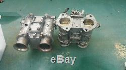 Twin 40 Carbs With Narrow Manifold Ford X Flow Ideal For Kit Car