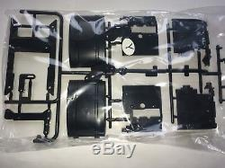 Two-axles 1/14 Scale 3Speed TRAILER Hauler Assembly Kit For Tractor Truck RC Car