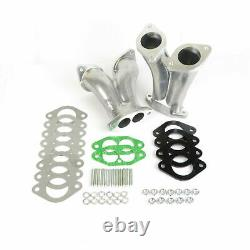 Vw Air-cooled T1/type 1 Inlet Manifold Kit For Weber Idf Or Dellorto Drla Car