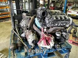 Wow! Complete Audi 4.2 v8 Engine + Gearbox for kit car, GT40 replica, mid-engine
